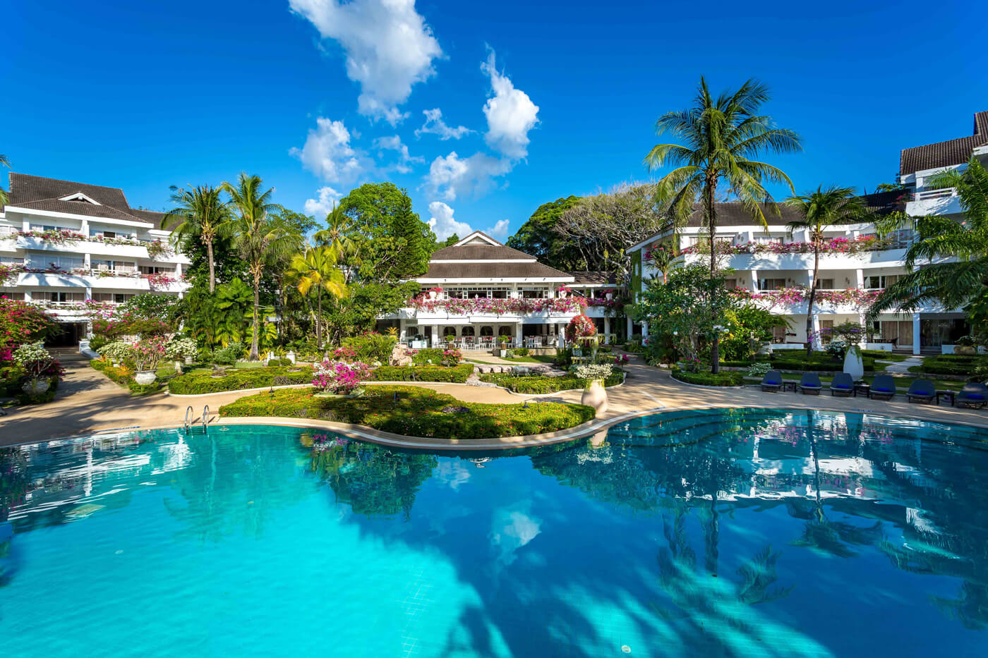 Отель Thavorn Palm Beach Resort Phuket