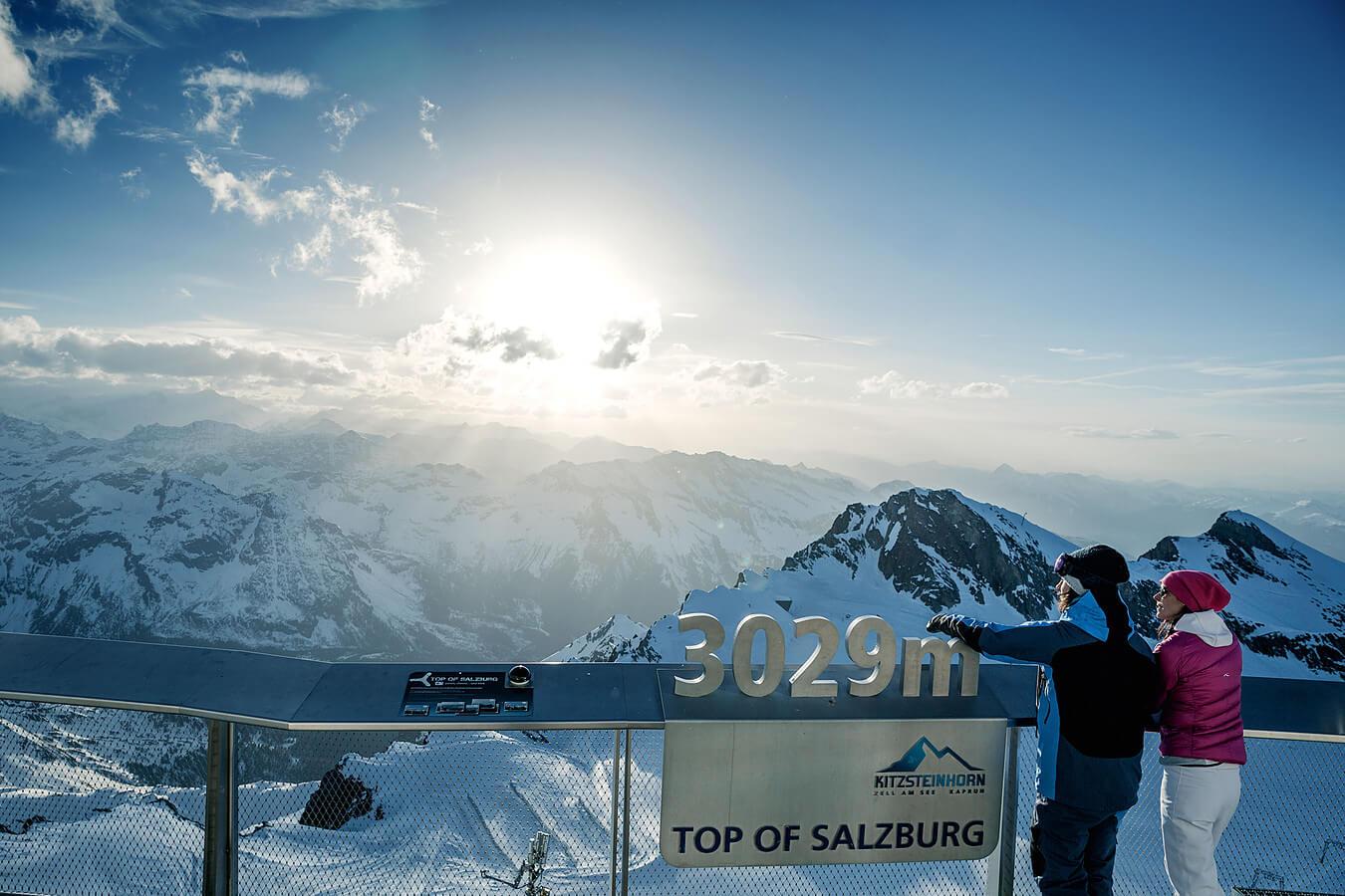 Смотровая площадка Top of Salzburg