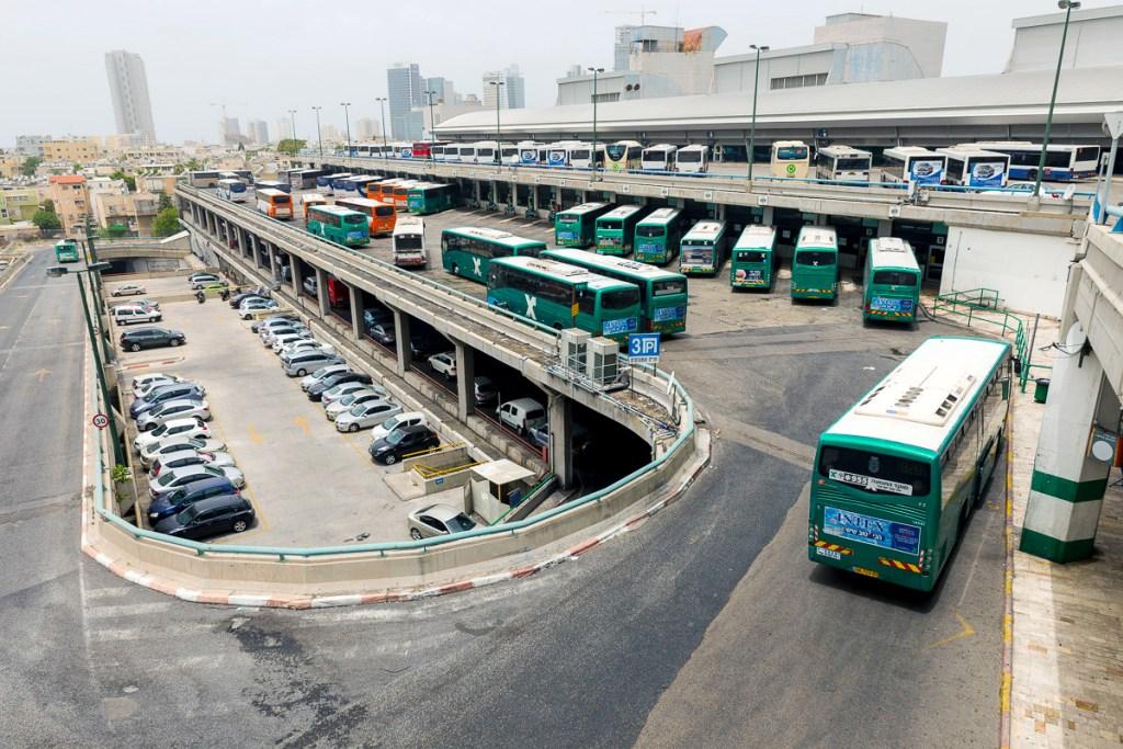 Автовокзал Тель-Авива