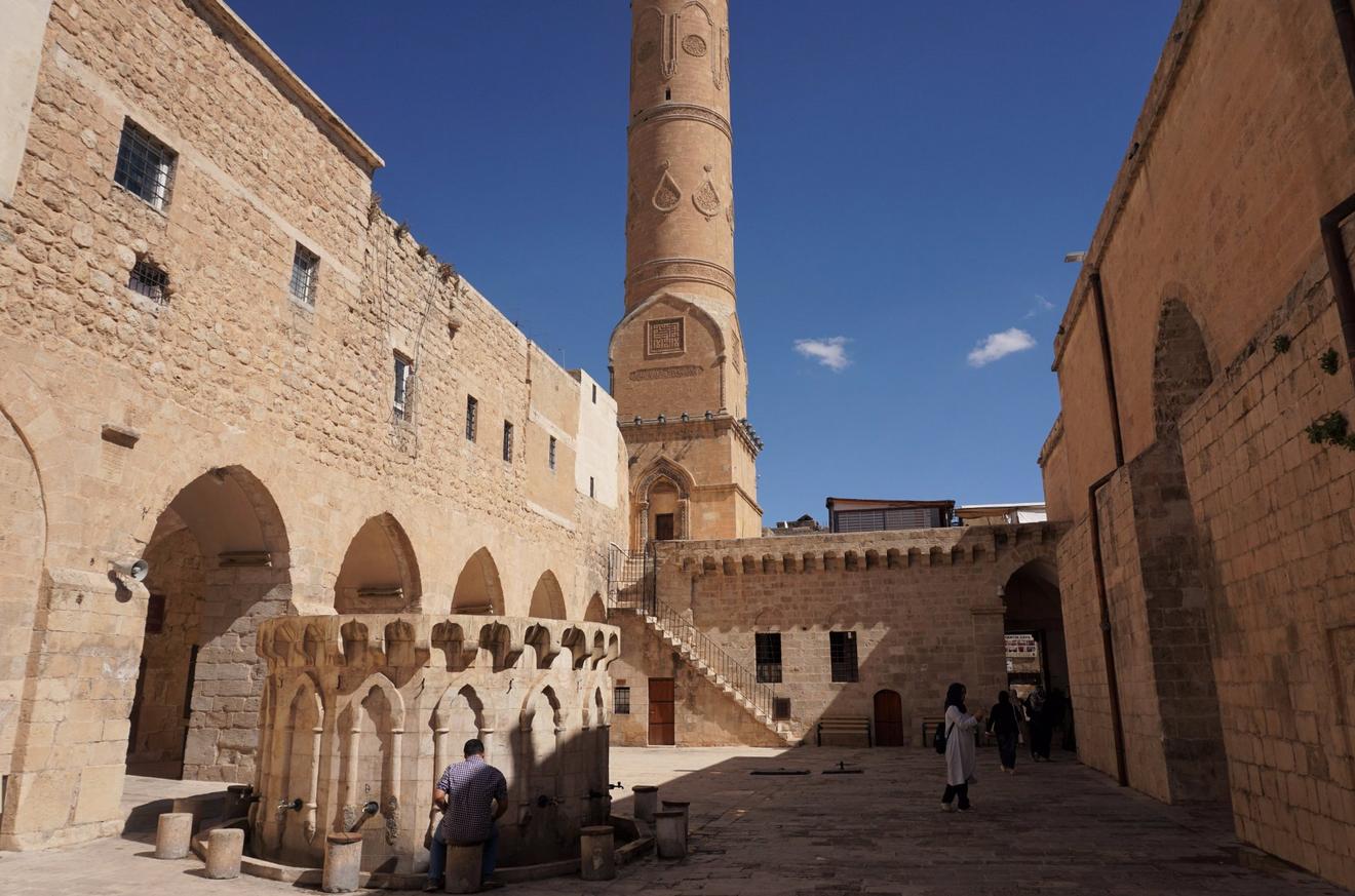 Большая мечеть Мардина