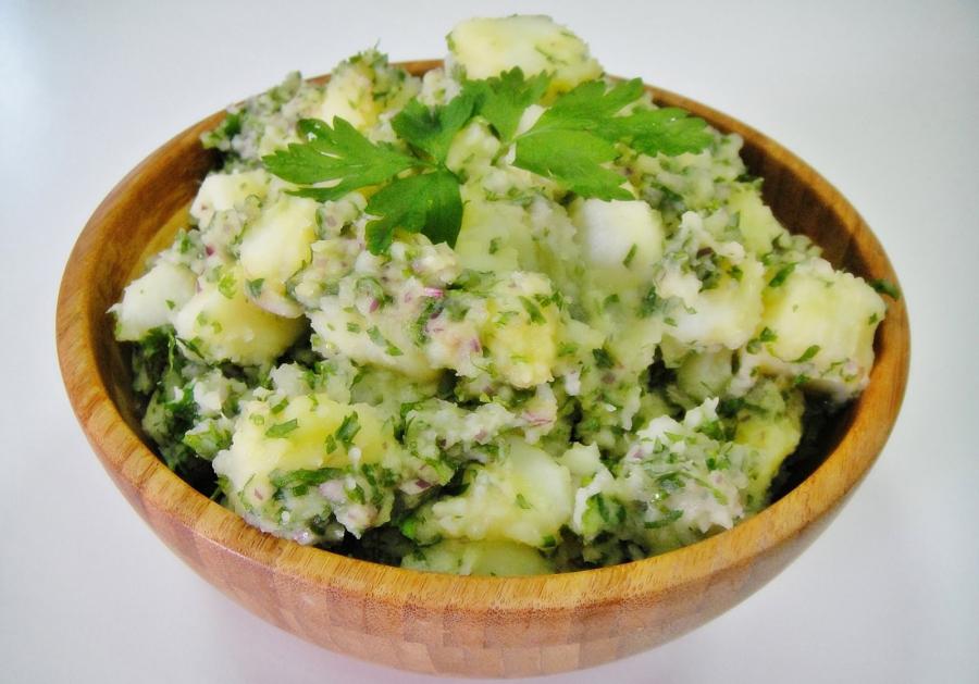 Венский картофельный салат
