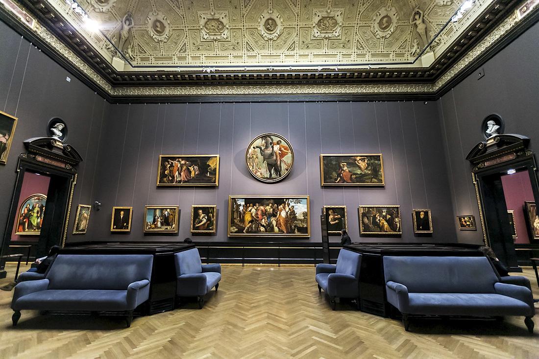 Галерея картин