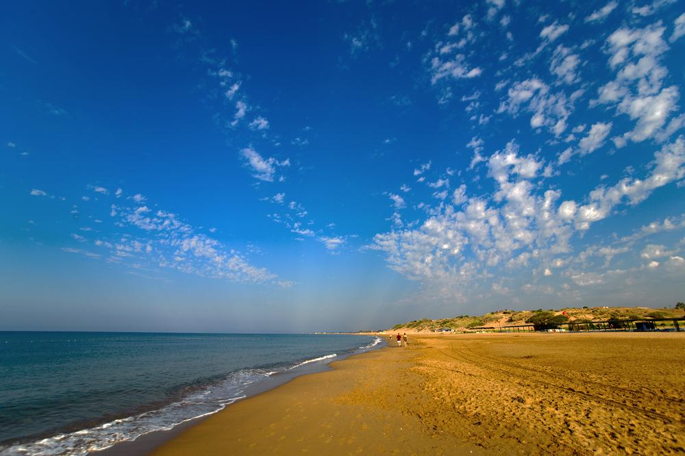 Восточное побережье Сиде