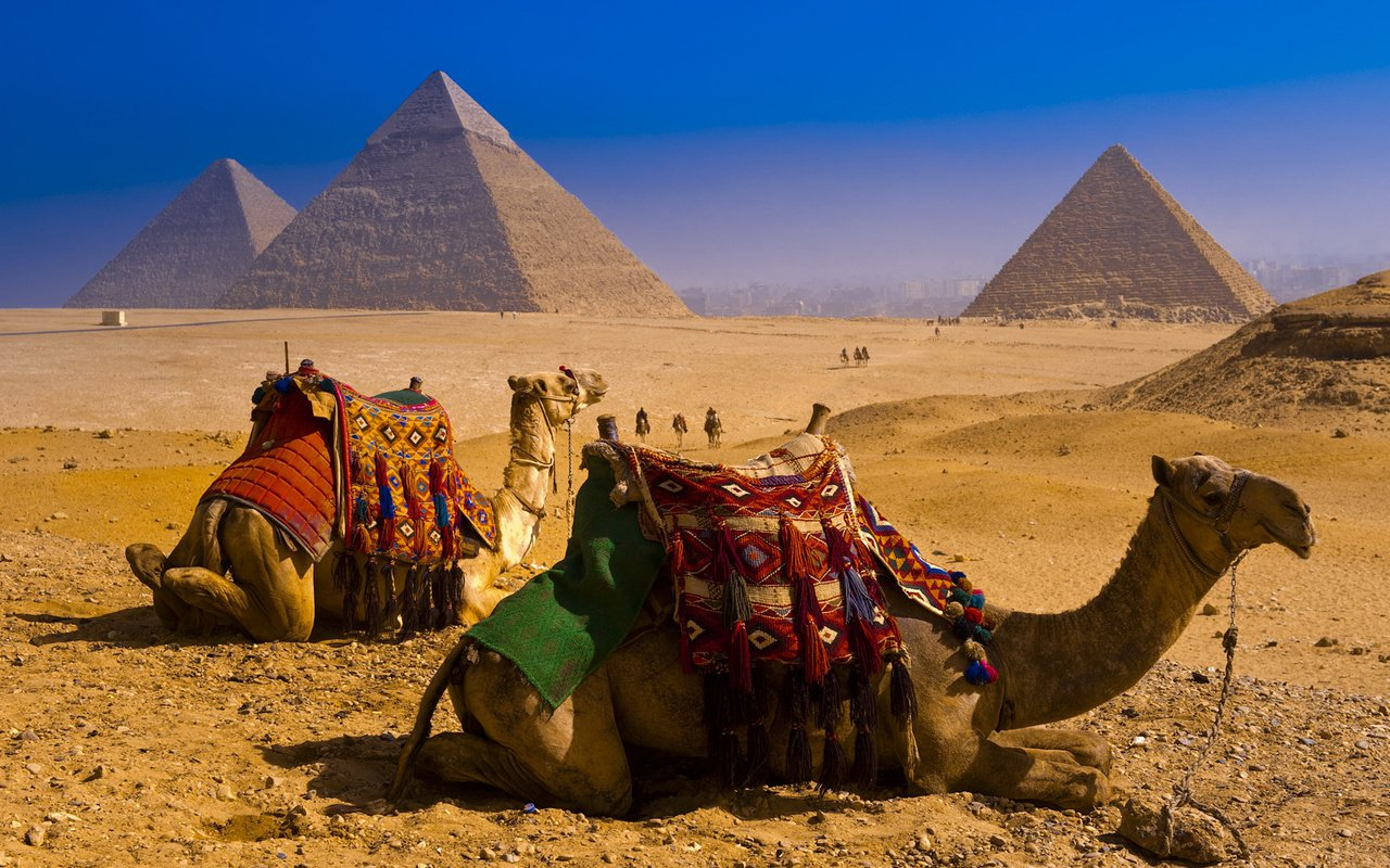 Отдых в Египте