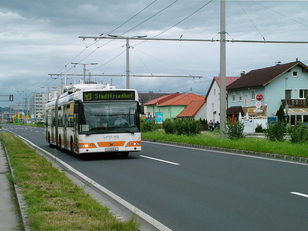 Общественный транспорт Линца