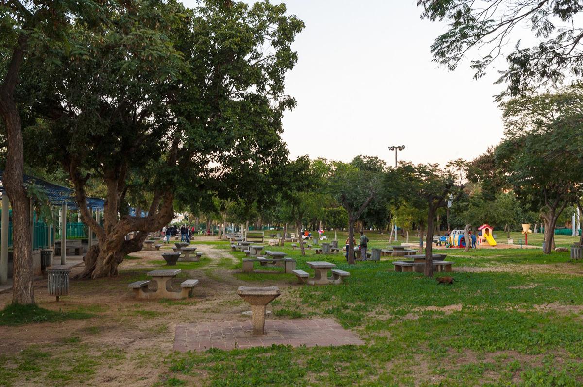 Парк Пернес