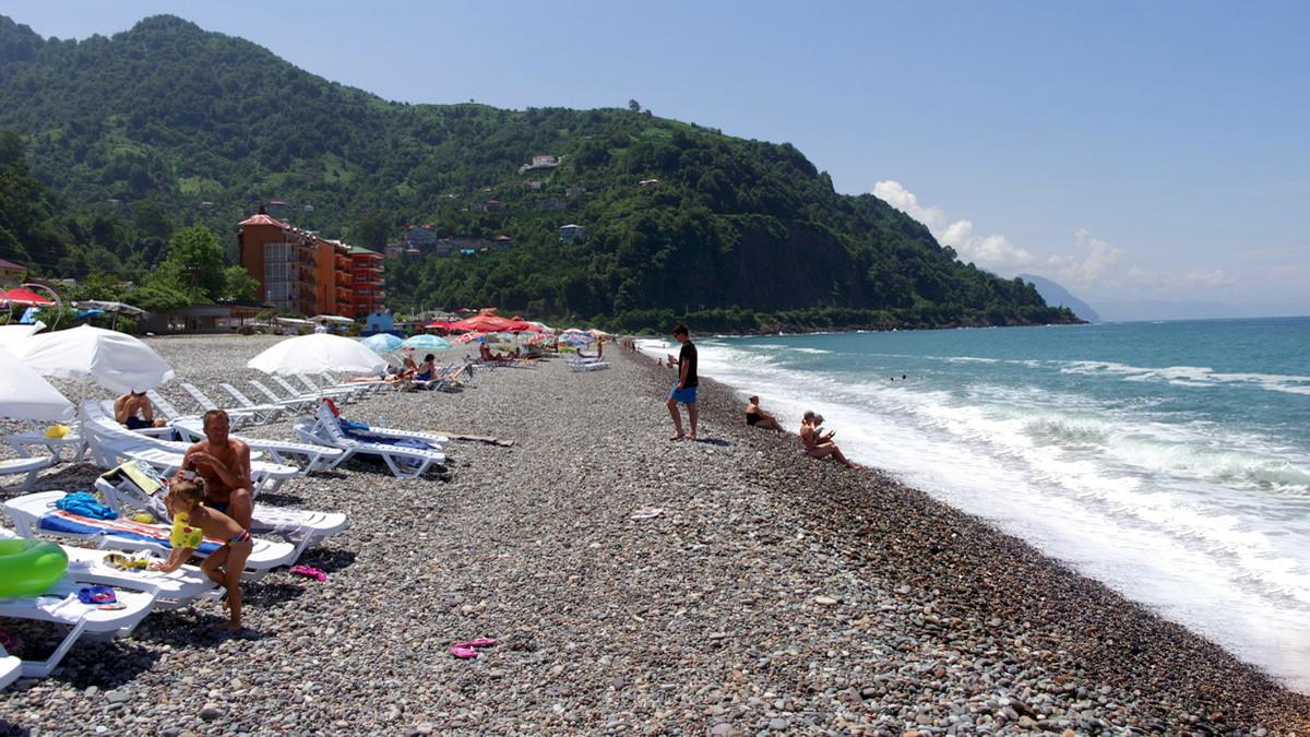 Пляж Квариати