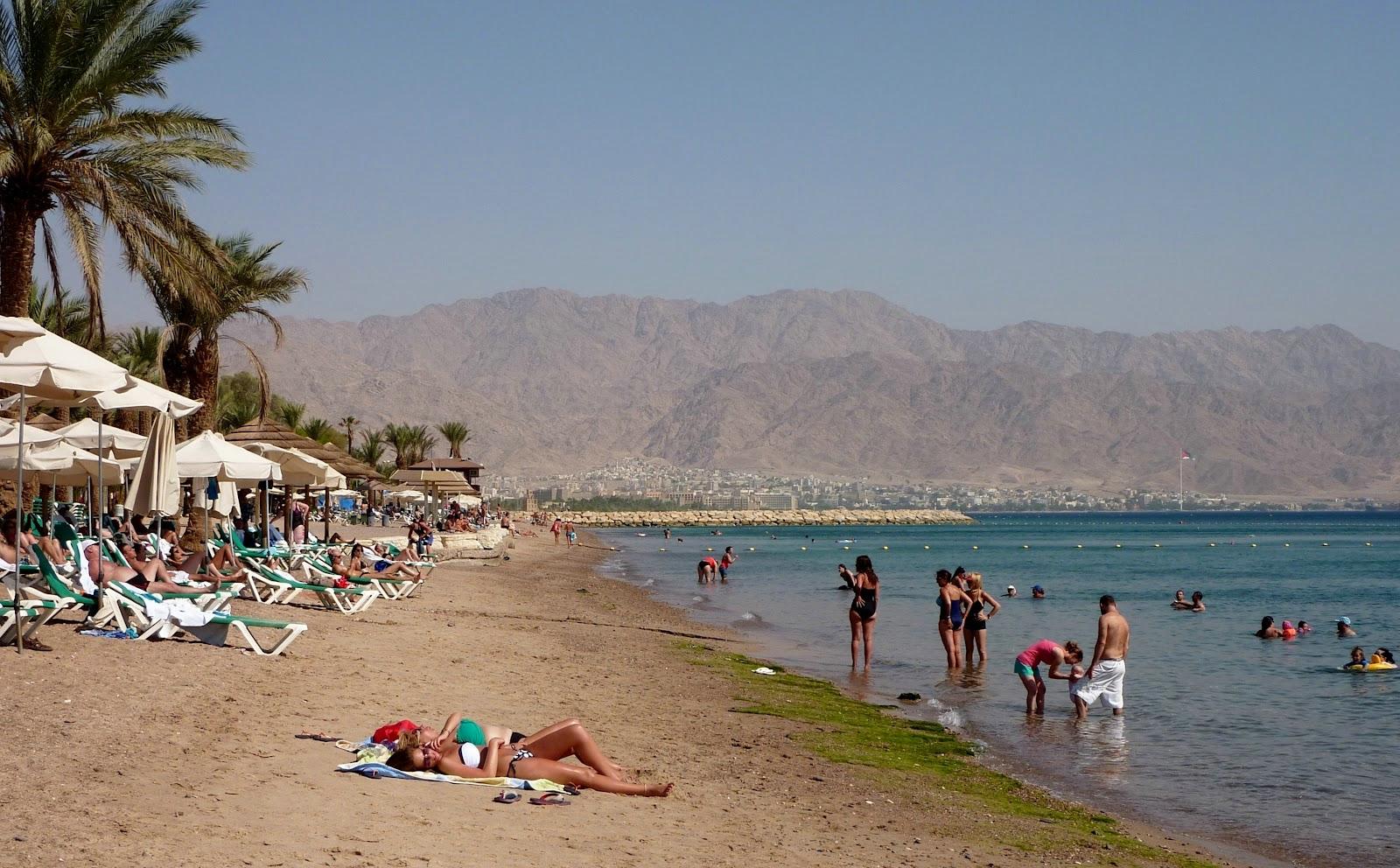 Пляж Эйлата