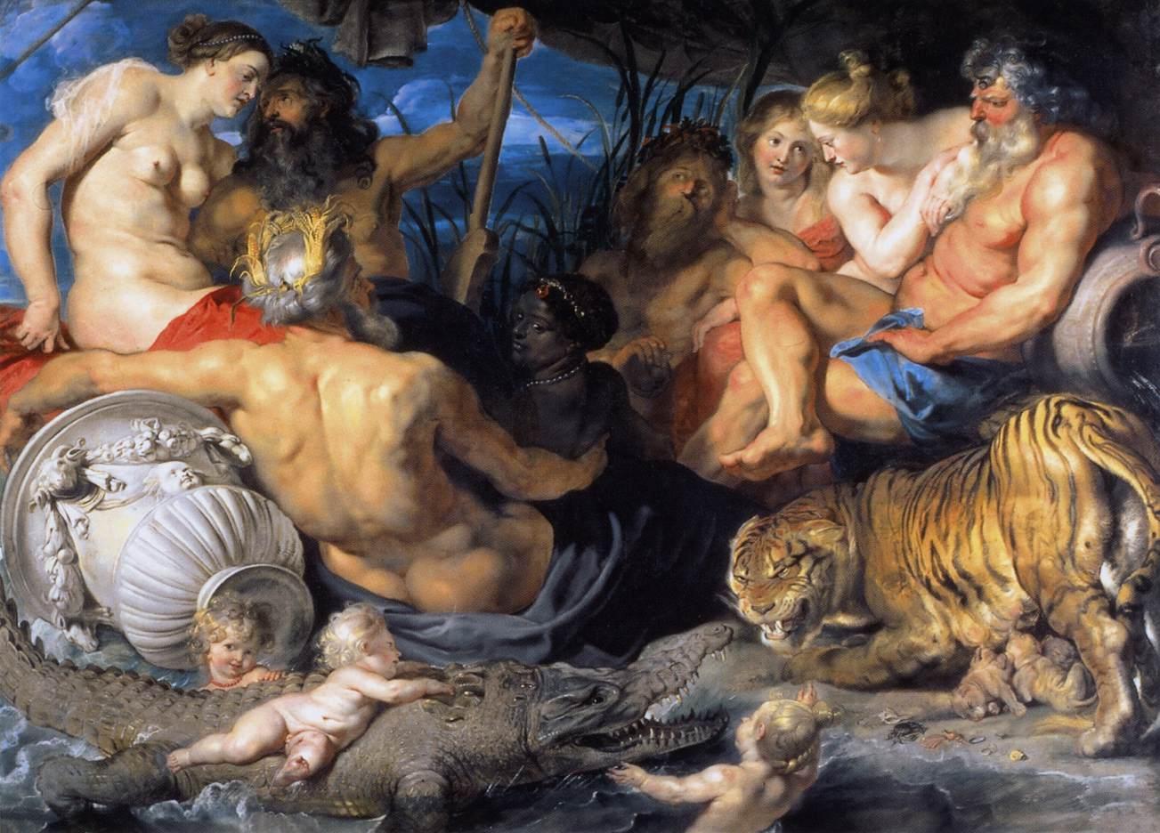 Картина Рубенса