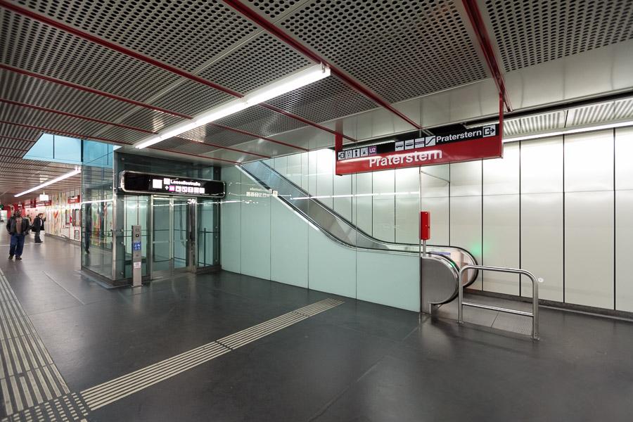 Станция Praterstern