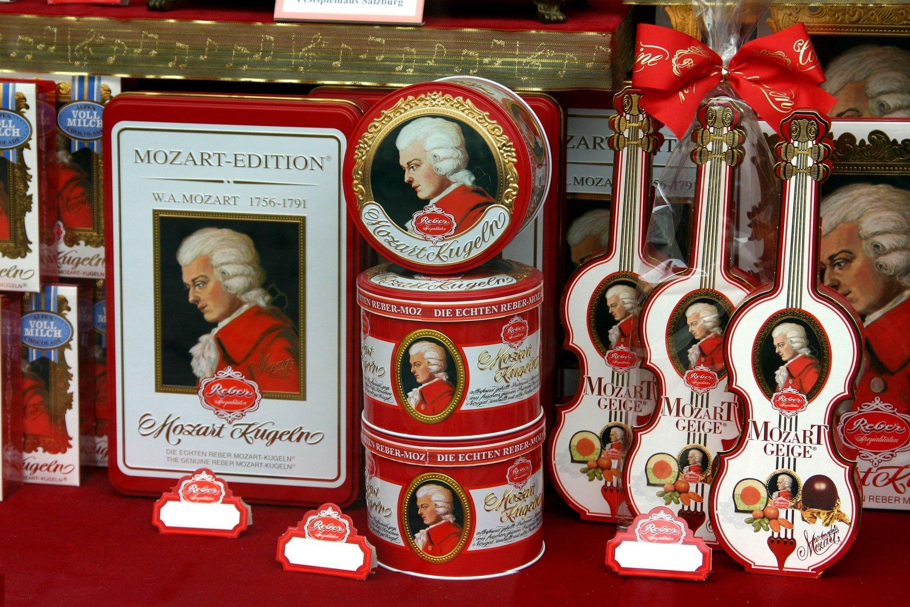 Сувениры из Австрии