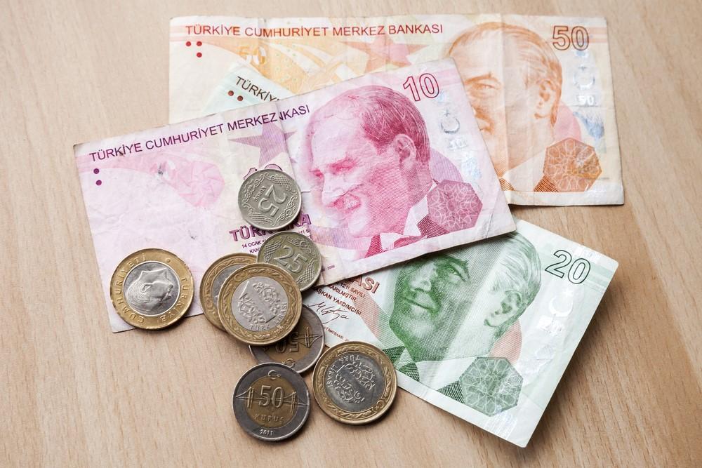 Турецкие деньги