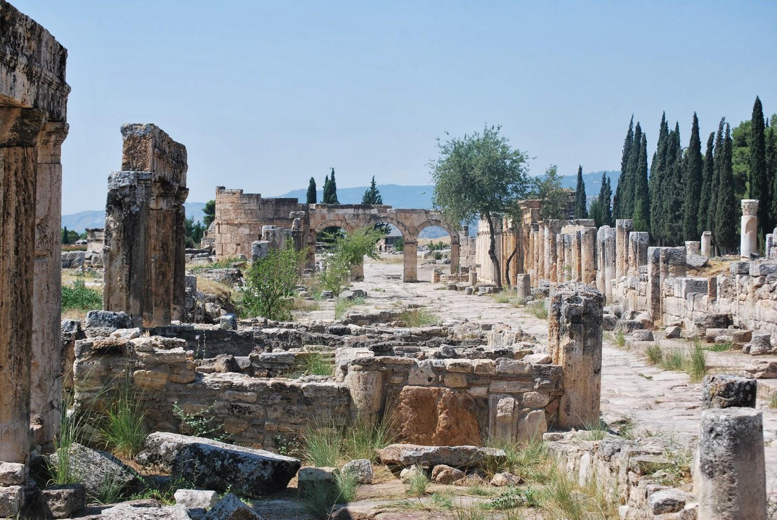 Храмы Иераполиса