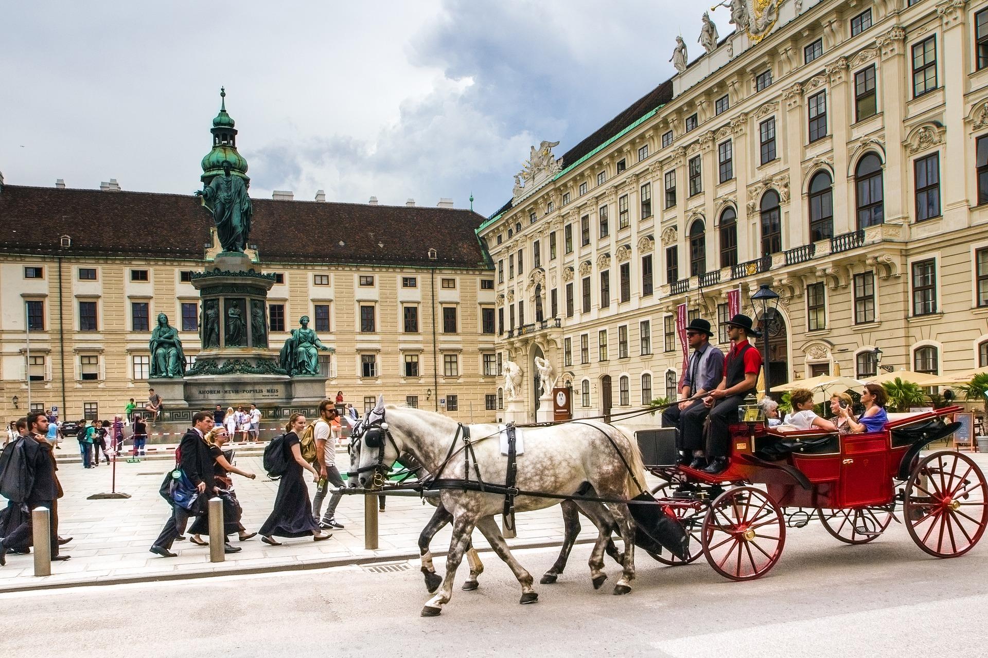 Экскурсия по Вене