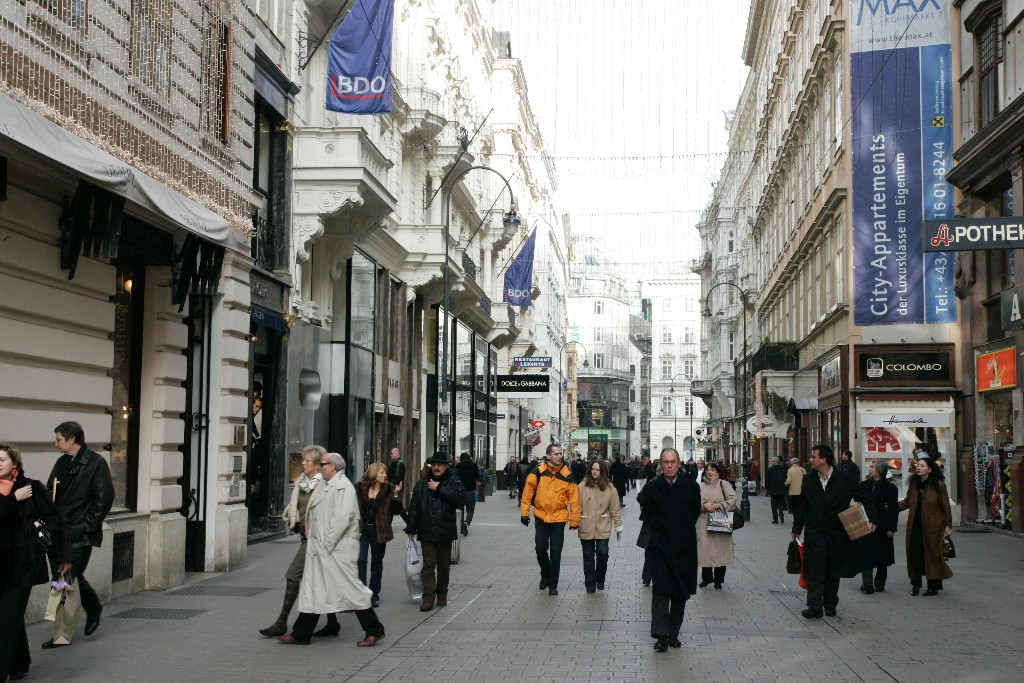 Торговая улица Кольмаркт