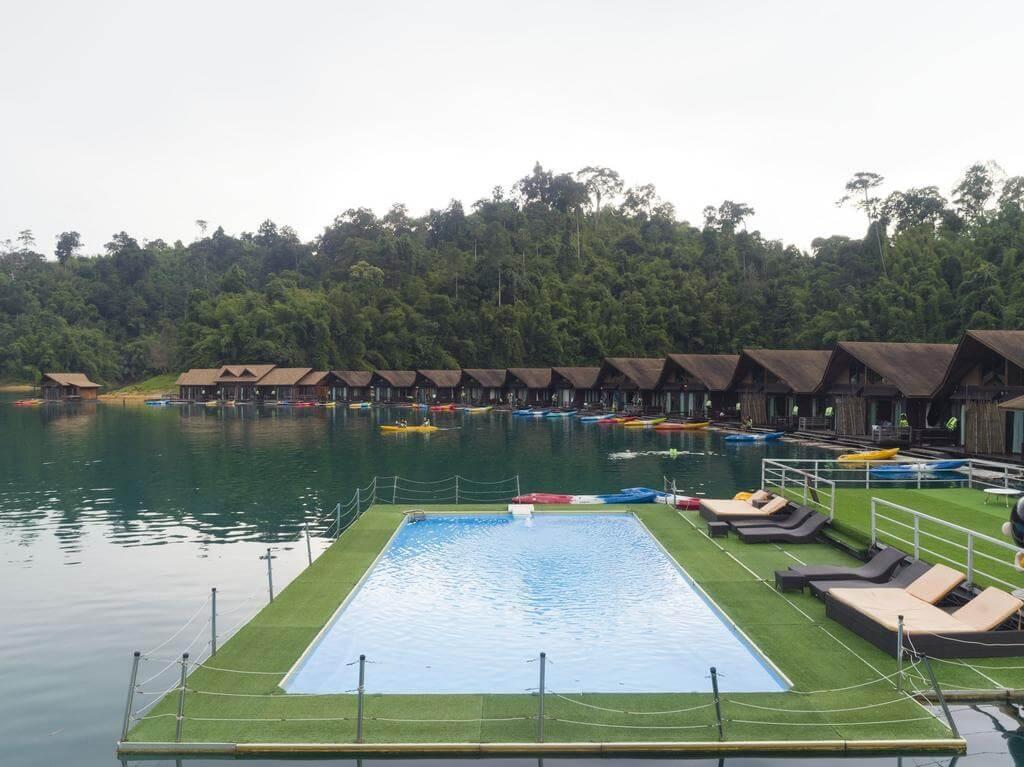 Курортный отель 500 Rai Floating Resort