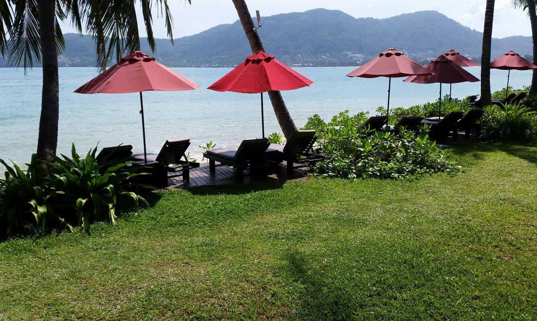 Пляж Amari Phuket