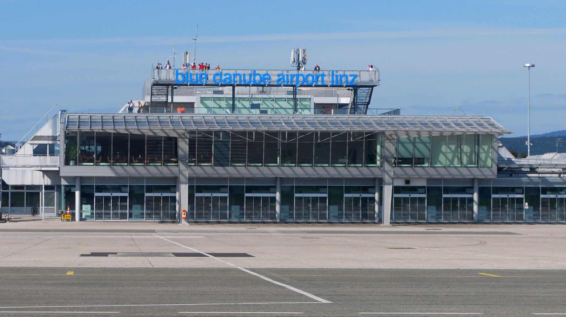 Аэропорт Blue Danube
