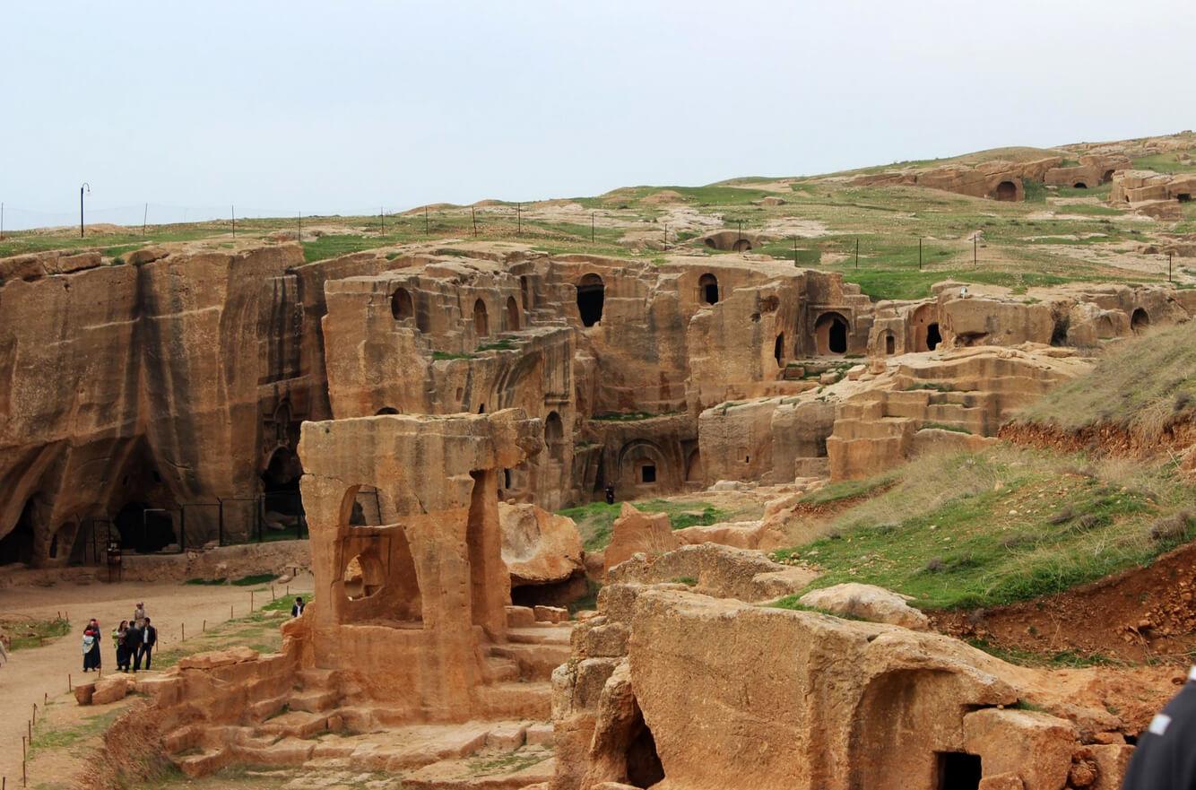 Руины Дары