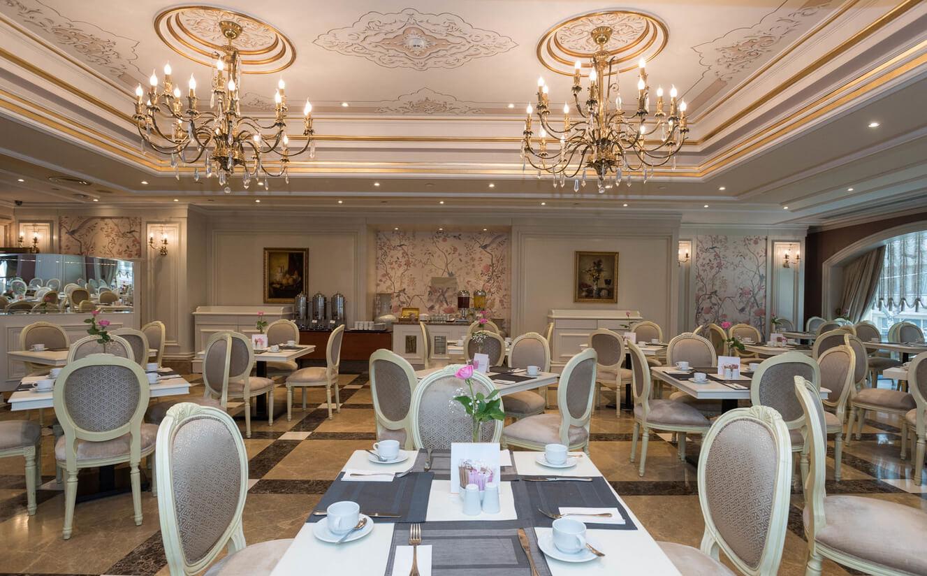 Ресторан Elite World Istanbul