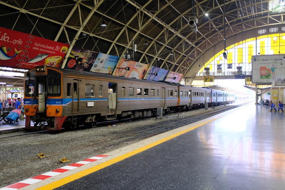 ЖД вокзал Hua Lamphong