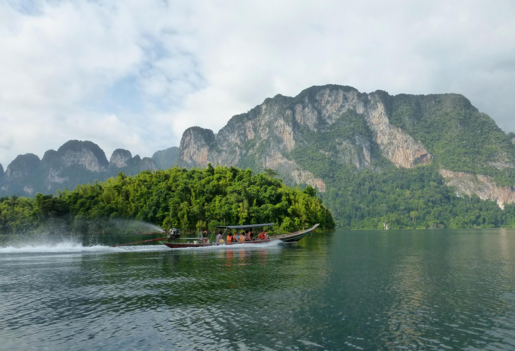 Озеро Као Сок