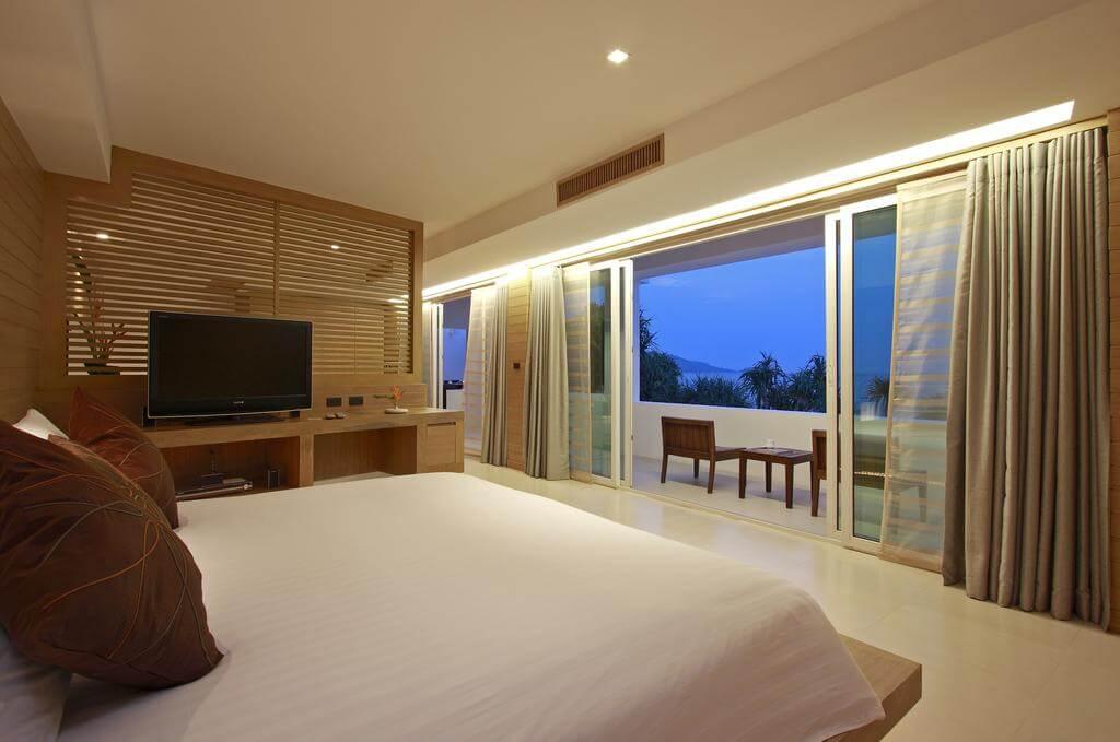Номер в отеле La Flora Resort Patong