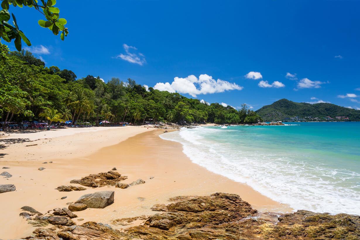Пляж Laem Sing