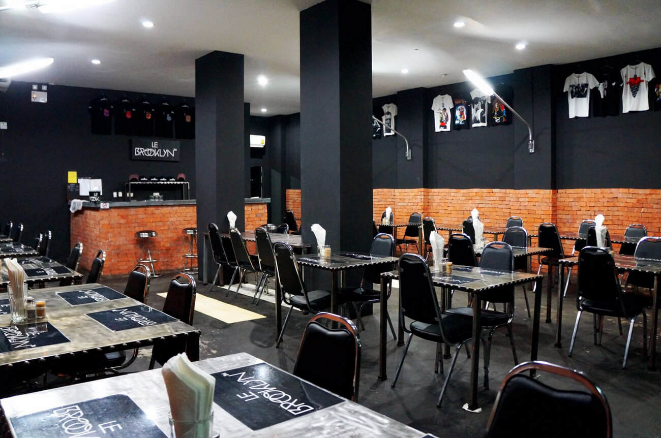 Кафе Le Brooklyn Patong
