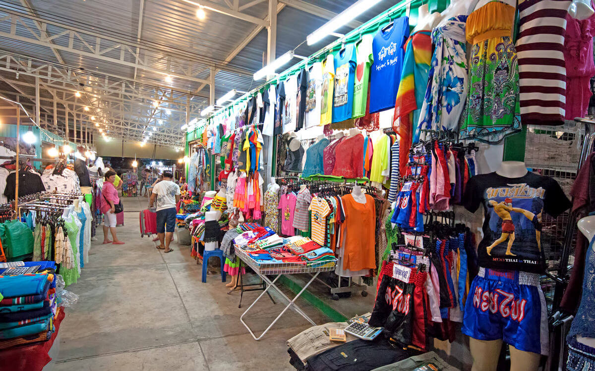 Рынок Malin Plaza