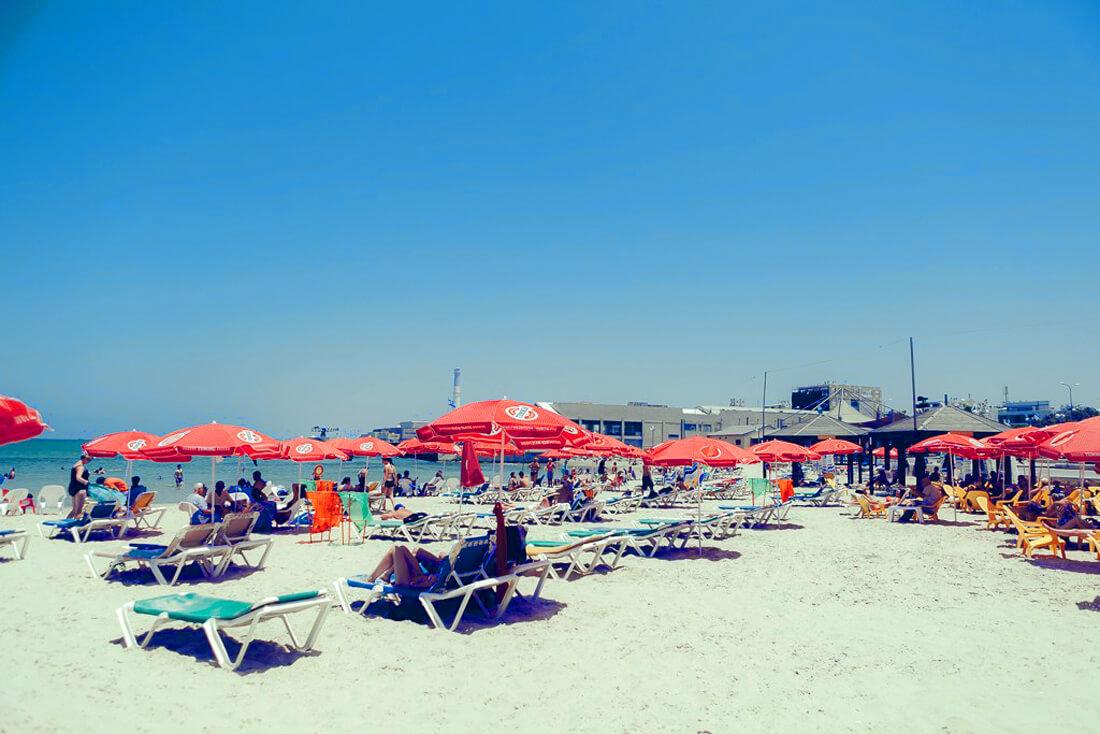 Mezitzim Beach