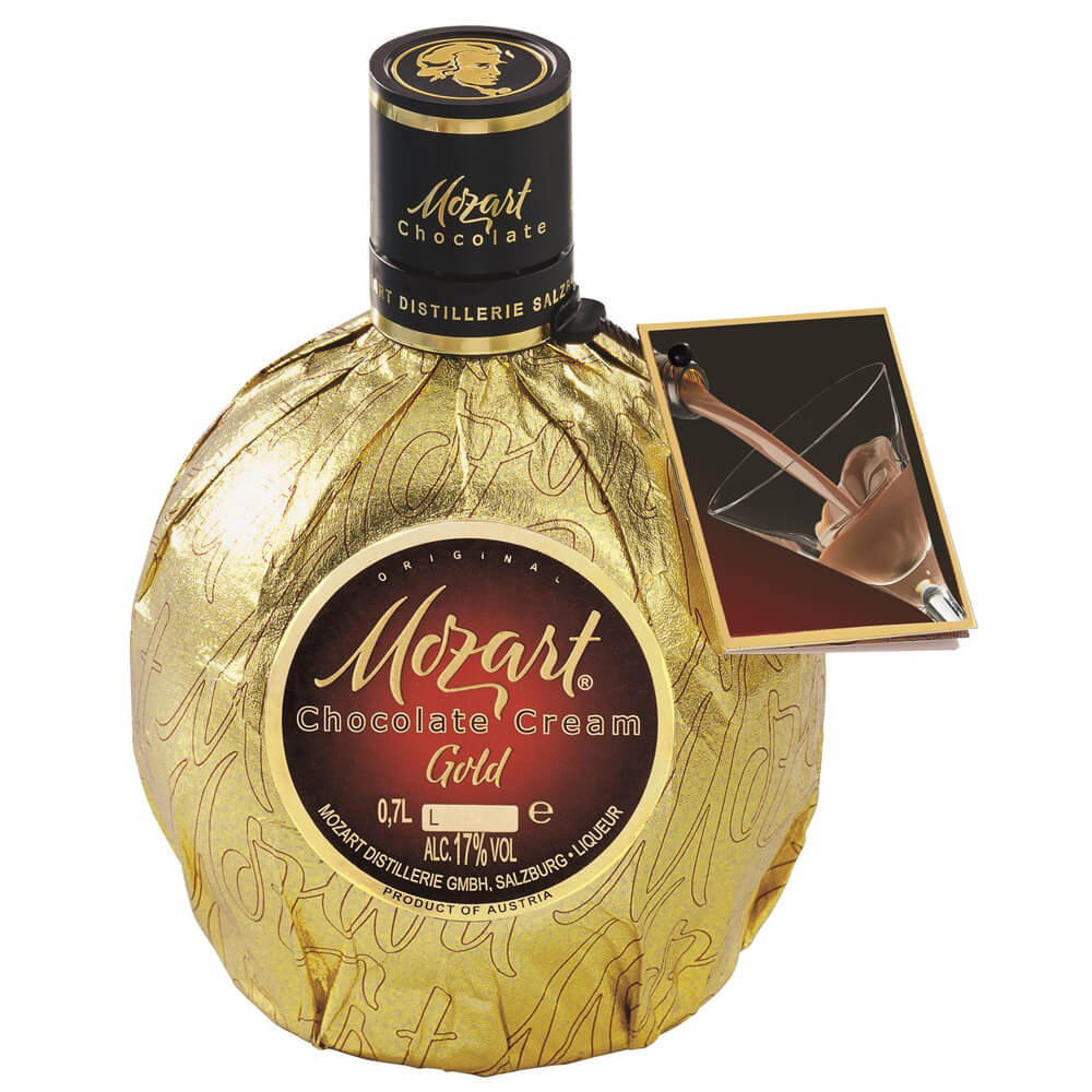 Ликер «Mozart Gold»