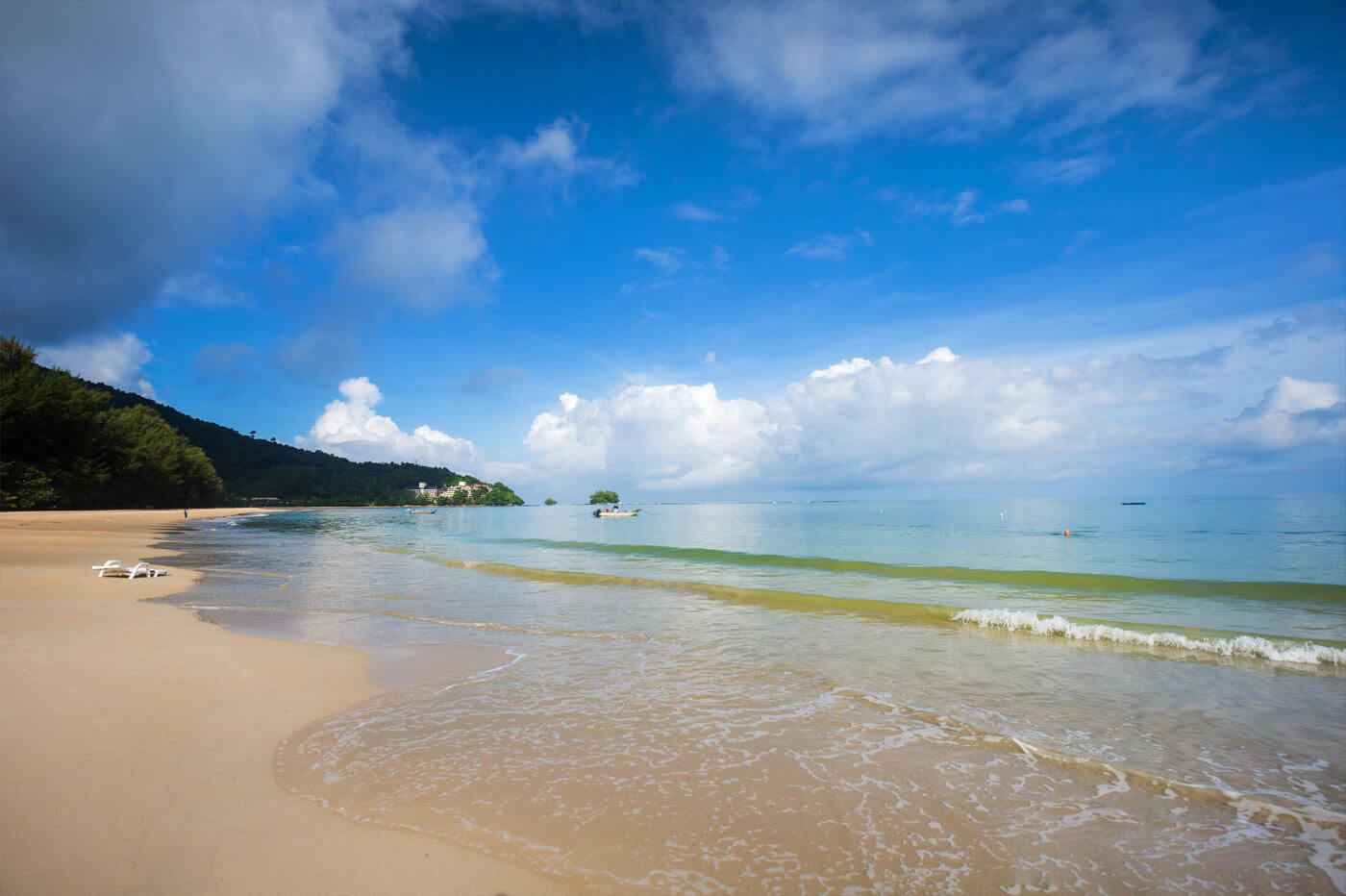 Пляж Най Янг