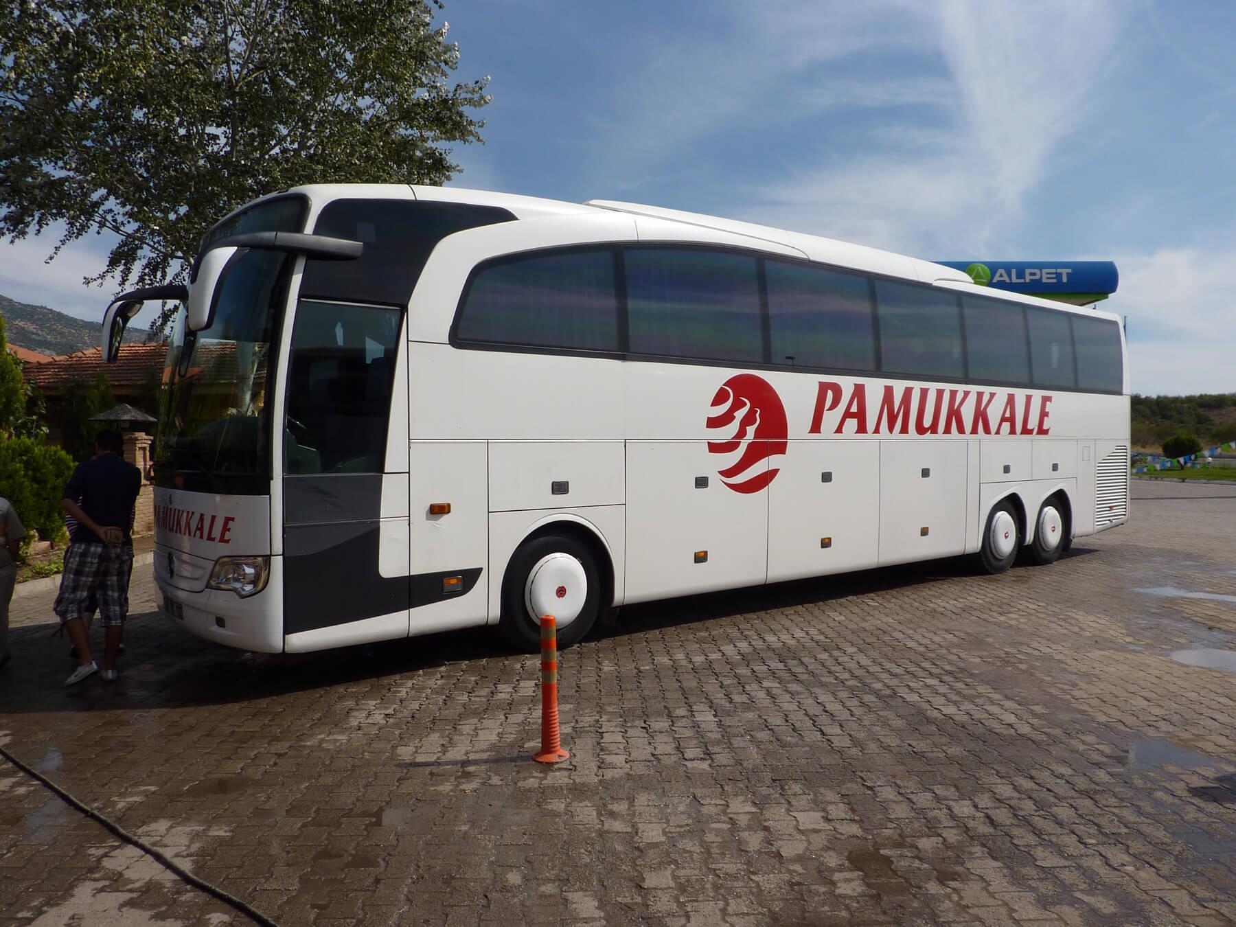 Автобус Pamukkale