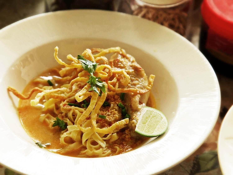 Суп Sen Khao Soi