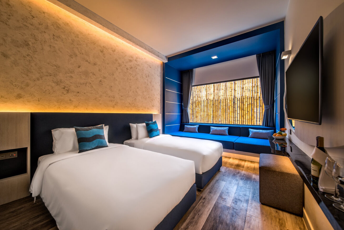 Номер в отеле Clover Patong Phuket