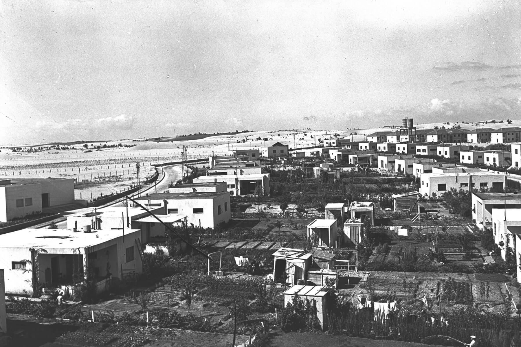 Холон, 1938 год
