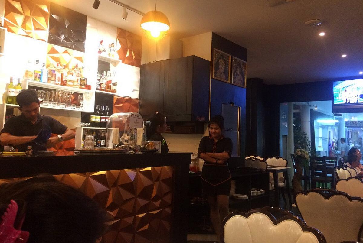Ресторан Tandoori Flames