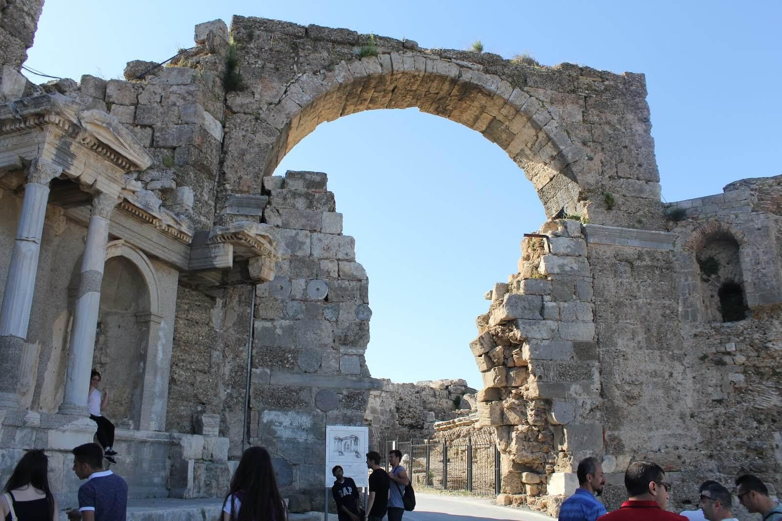 Ворота Веспасиана