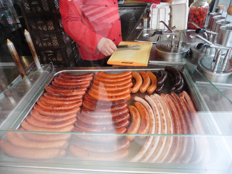 Венские колбаски