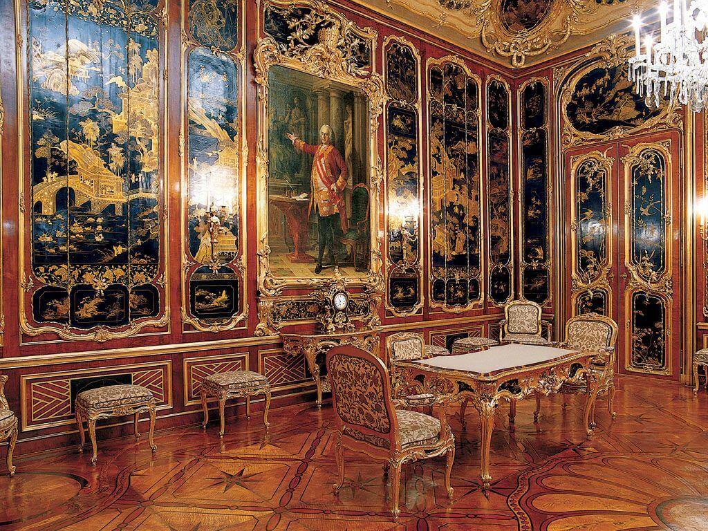 Комната Vieux Laque