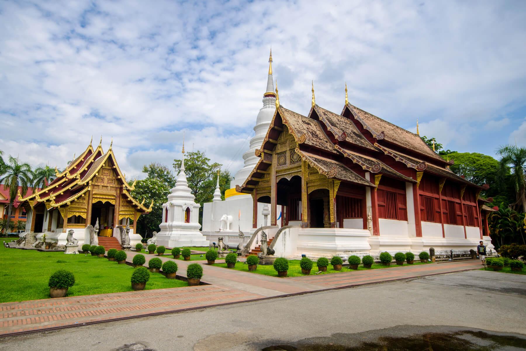 Храм Ват Пхра Сингх
