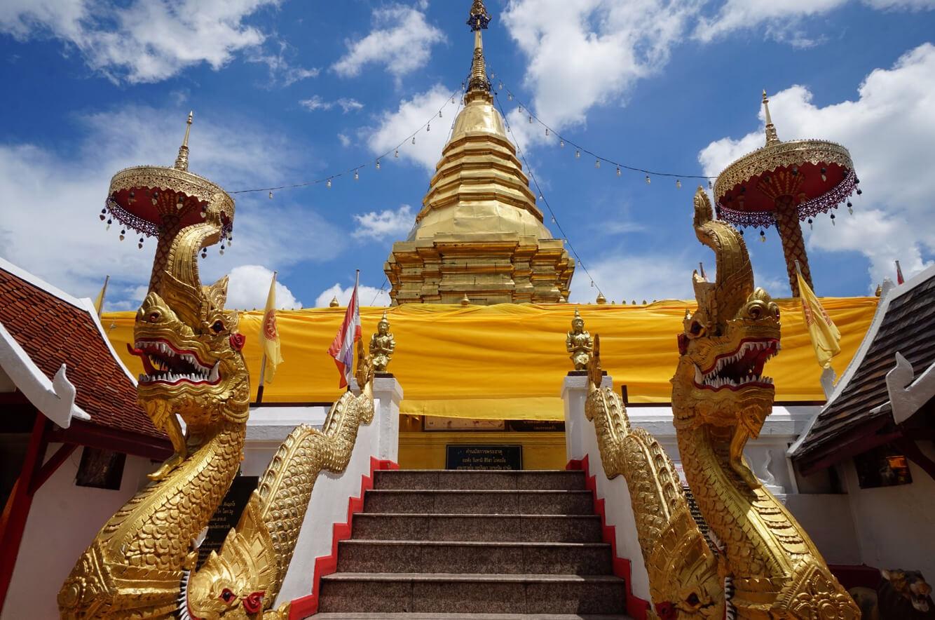 Ват Пхратхат Дой Кхам