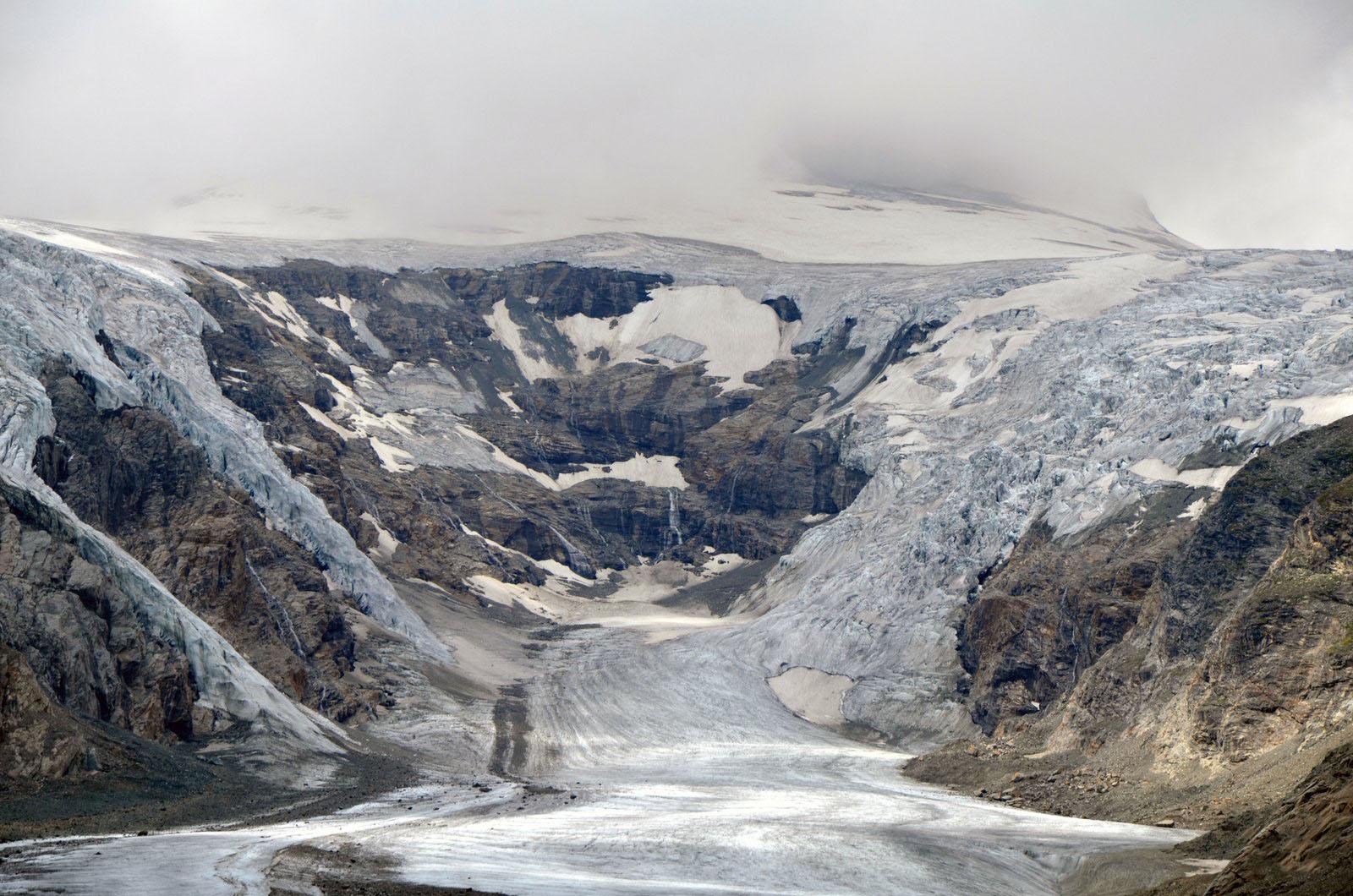 Вершина горы Гроссглокнер