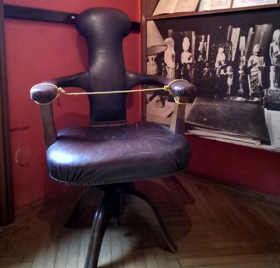 Кресло Зигмунда Фрейда