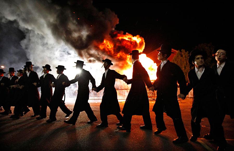 Еврейский праздник Лаг Ба Омер