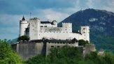Замок Хоэнзальцбург – прогулка по средневековой крепости
