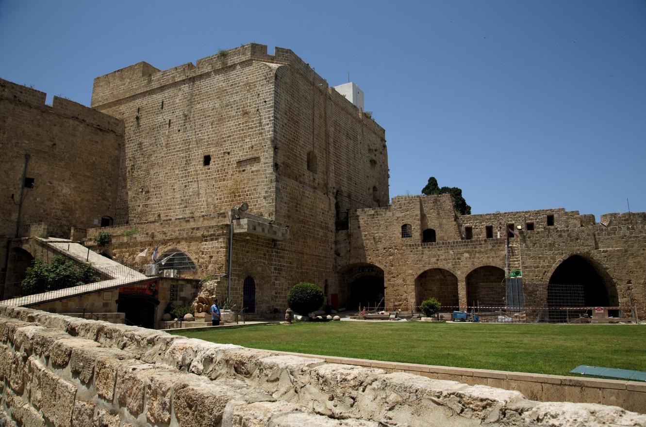 Крепость освободителей Гроба Господня