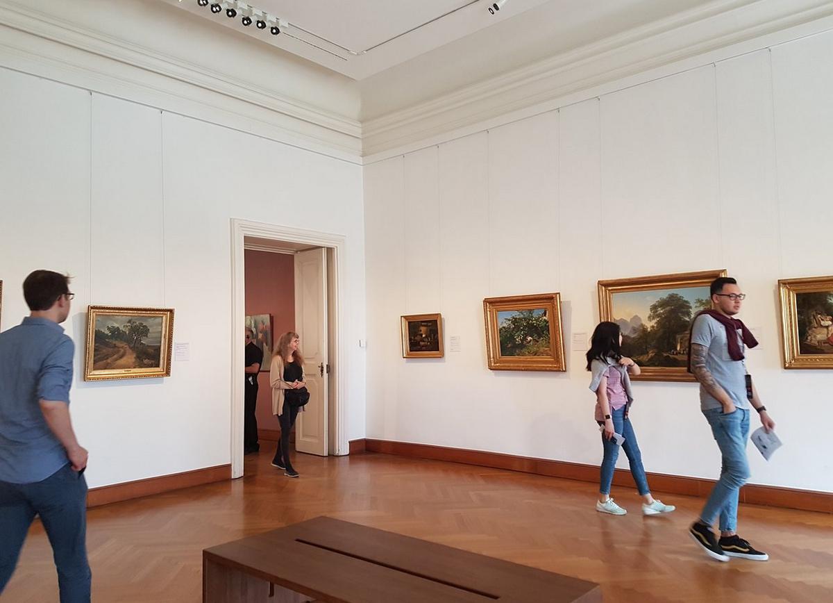 Национальная галерея Бельведер
