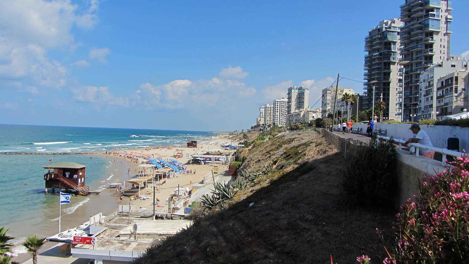 Пляж Бат Яма